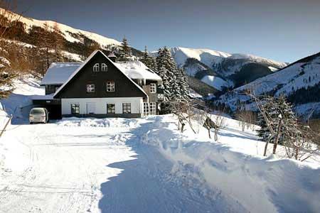Silvestrovsk� pobyty na hor�ch 2015 Krkono�e, Jizersk� hory, �umava, Orlick� hory